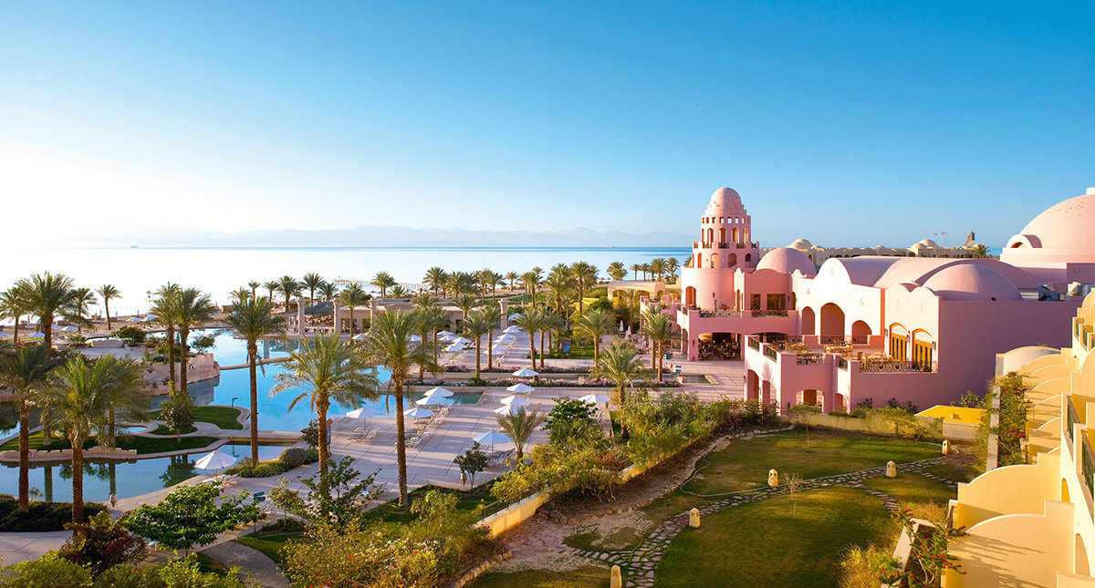 Отель MOSAIQUE BEACH RESORT TABA HEIGHTS (пред. назв. – SOFITEL TABA HEIGHTS)