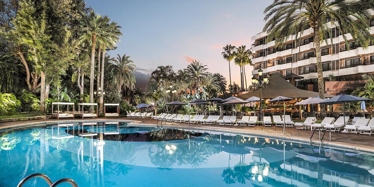 Отель BOTANICO & THE ORIENTAL SPA GARDEN