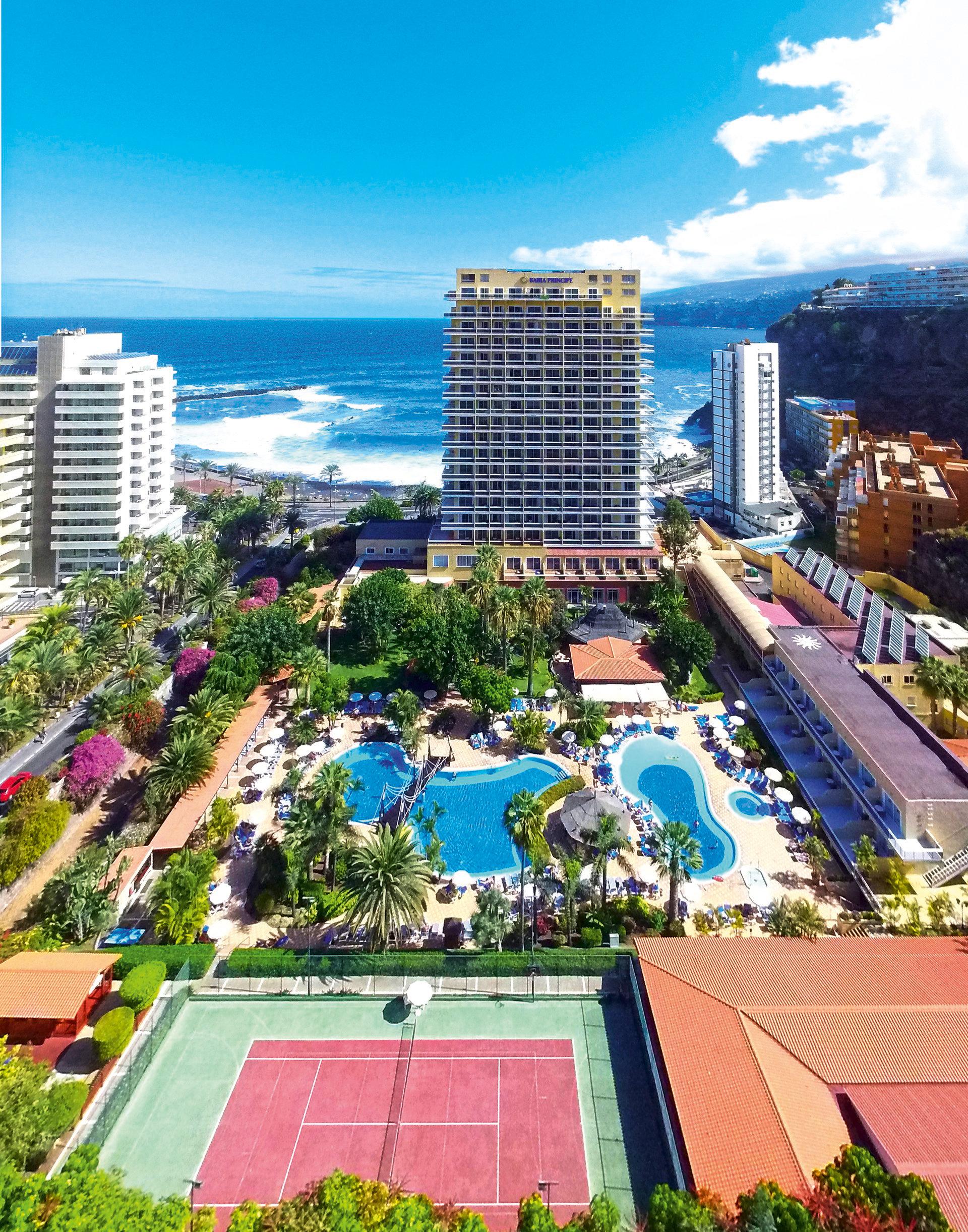 Отель SUNLIGHT BAHIA PRINCIPE SAN FELIPE