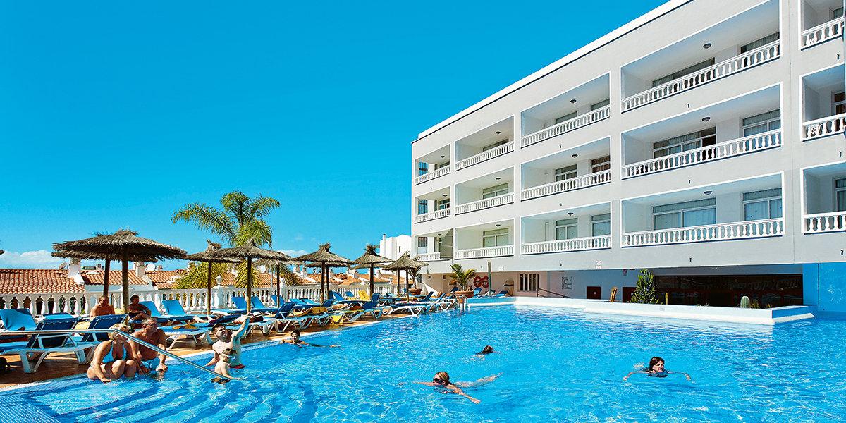 Отель BLUE SEA LAGOS DE CESAR