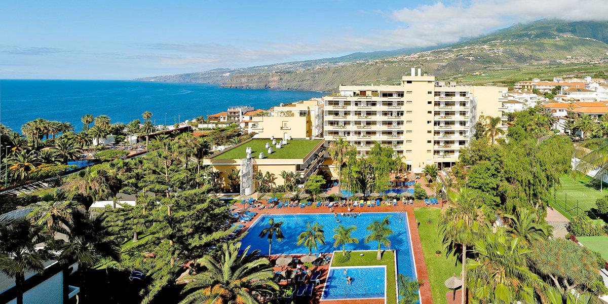 Отель BLUE SEA PUERTO RESORT