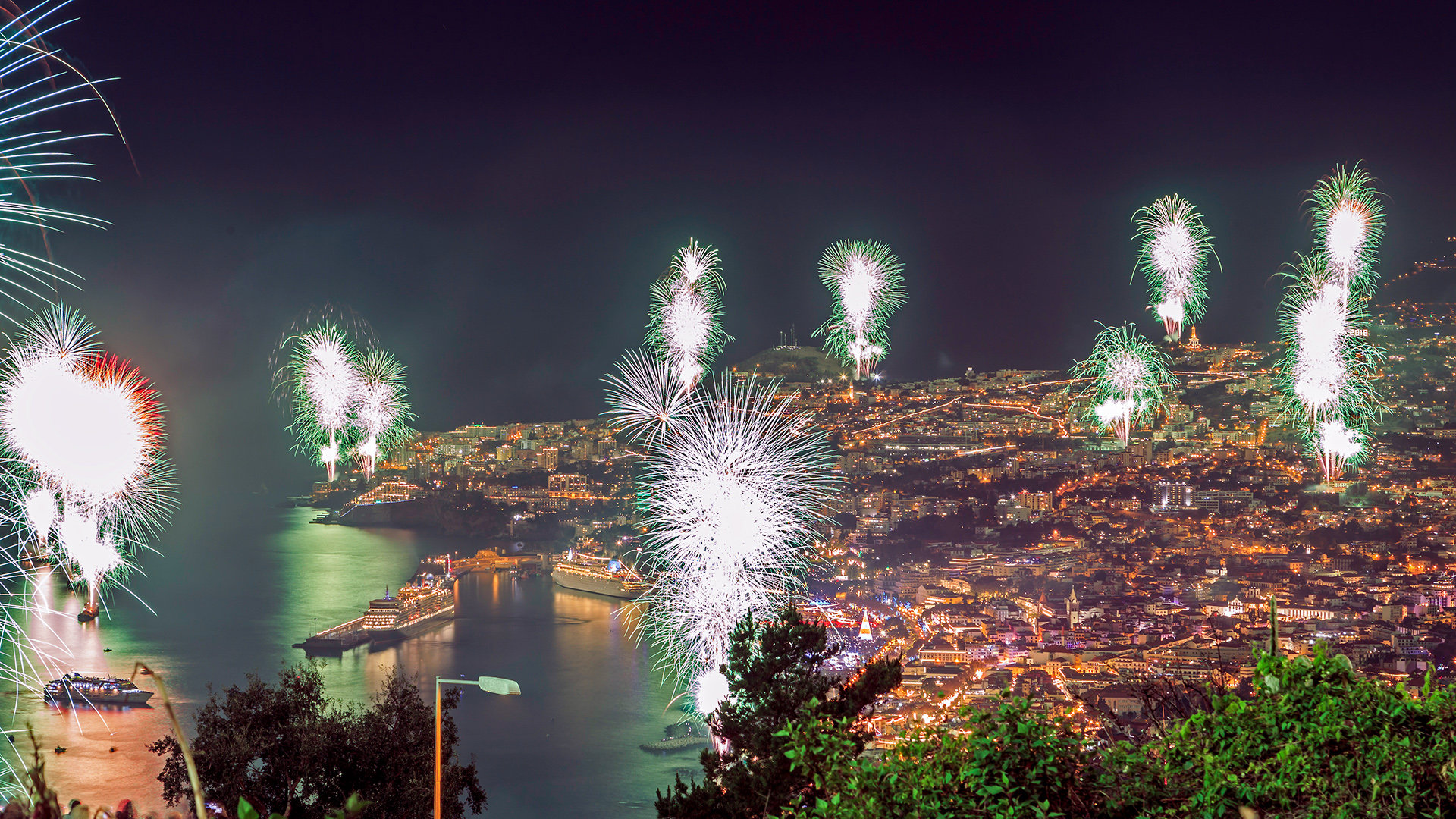 Kruizas - Naujieji Metai Madeiroje!