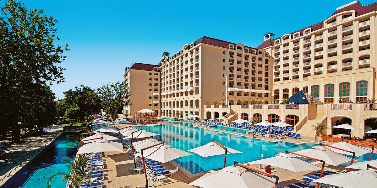 Viešbutis MELIÁ GRAND HERMITAGE