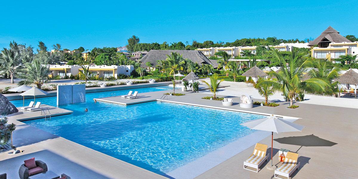 Viešbutis GOLD ZANZIBAR BEACH HOUSE & SPA
