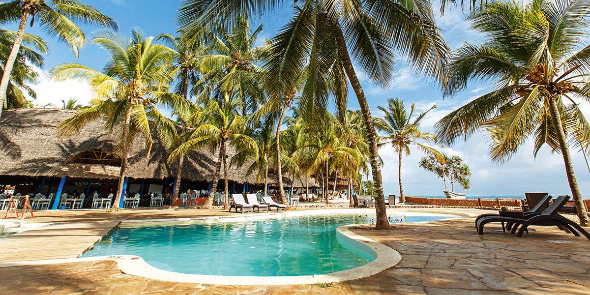 Viešbutis KIWENGWA BEACH RESORT