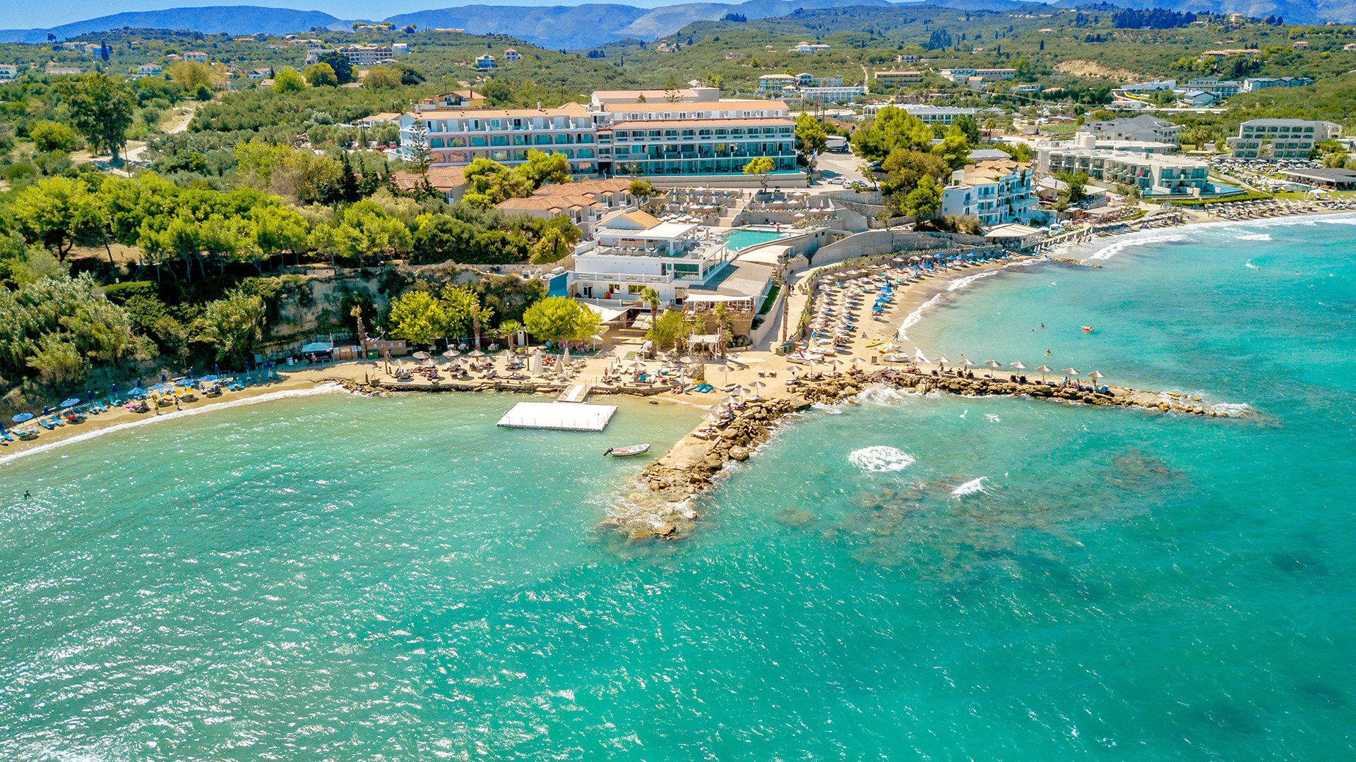 Viešbutis ALEXANDRA BEACH RESORT & SPA