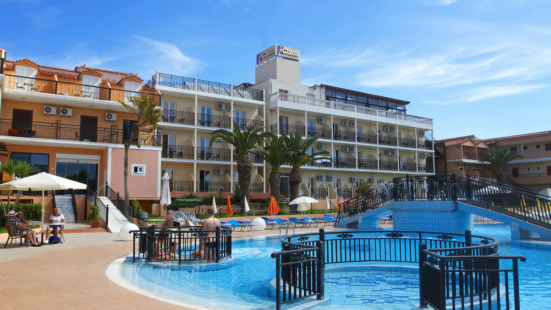 Viešbutis ALEXANDER THE GREAT