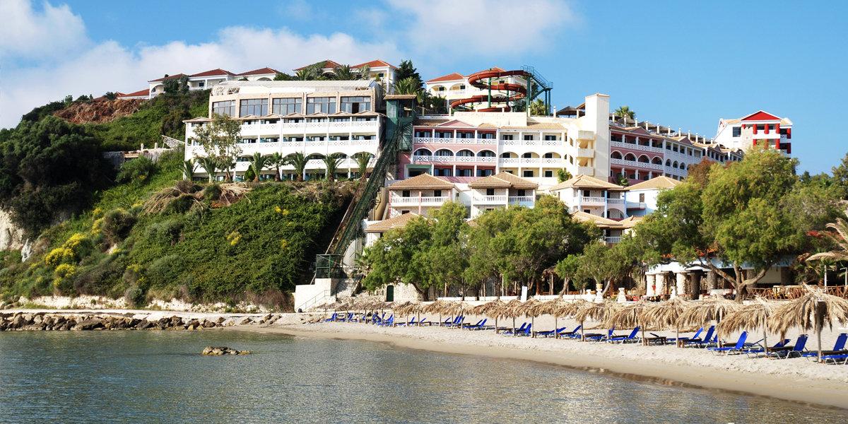 Viešbutis ZANTE IMPERIAL BEACH