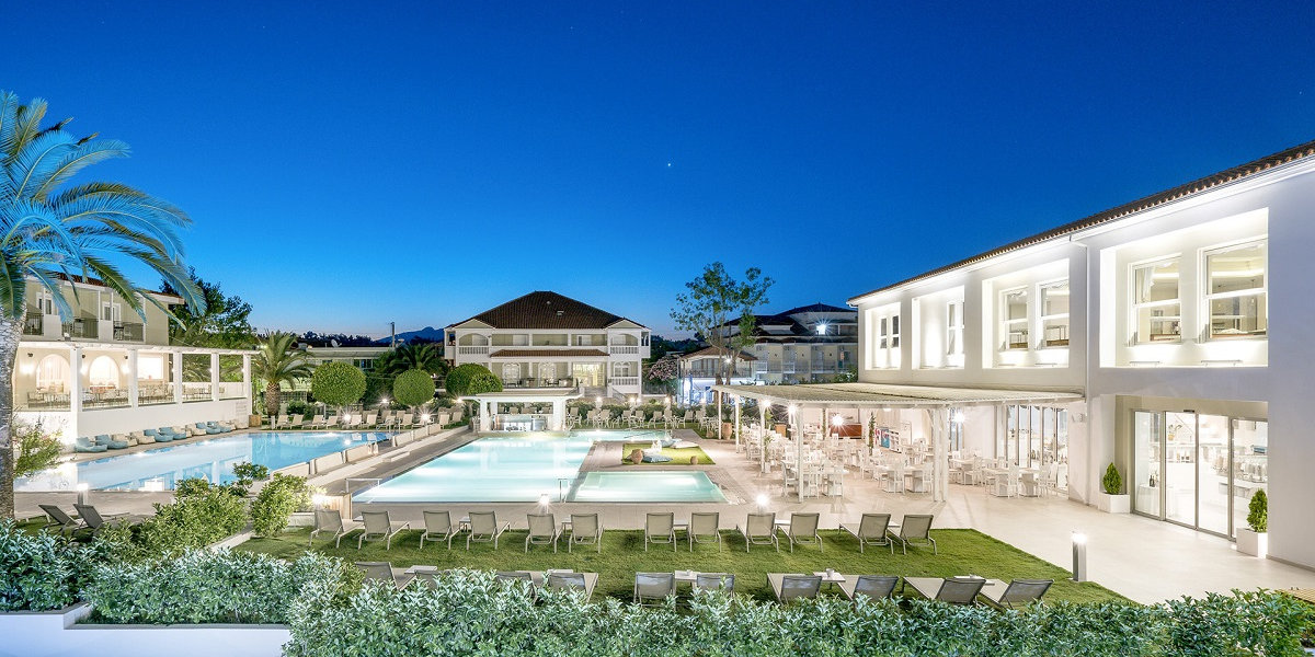 Viešbutis ZANTE PARK RESORT & SPA – BW PREMIER COLLECTION