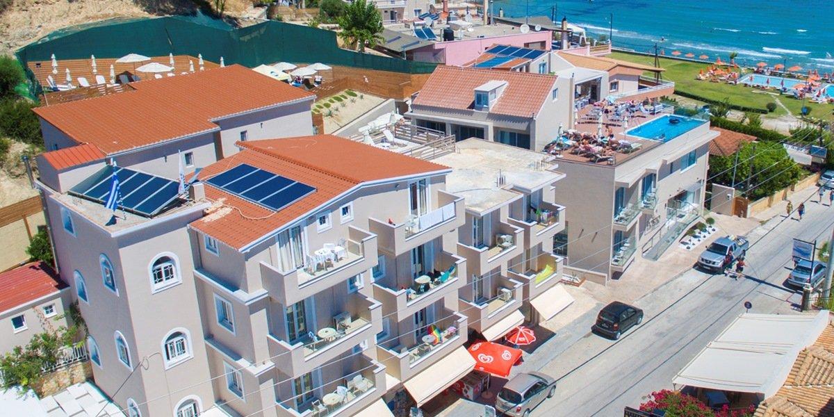 Viešbutis PORTO PLANOS BEACH