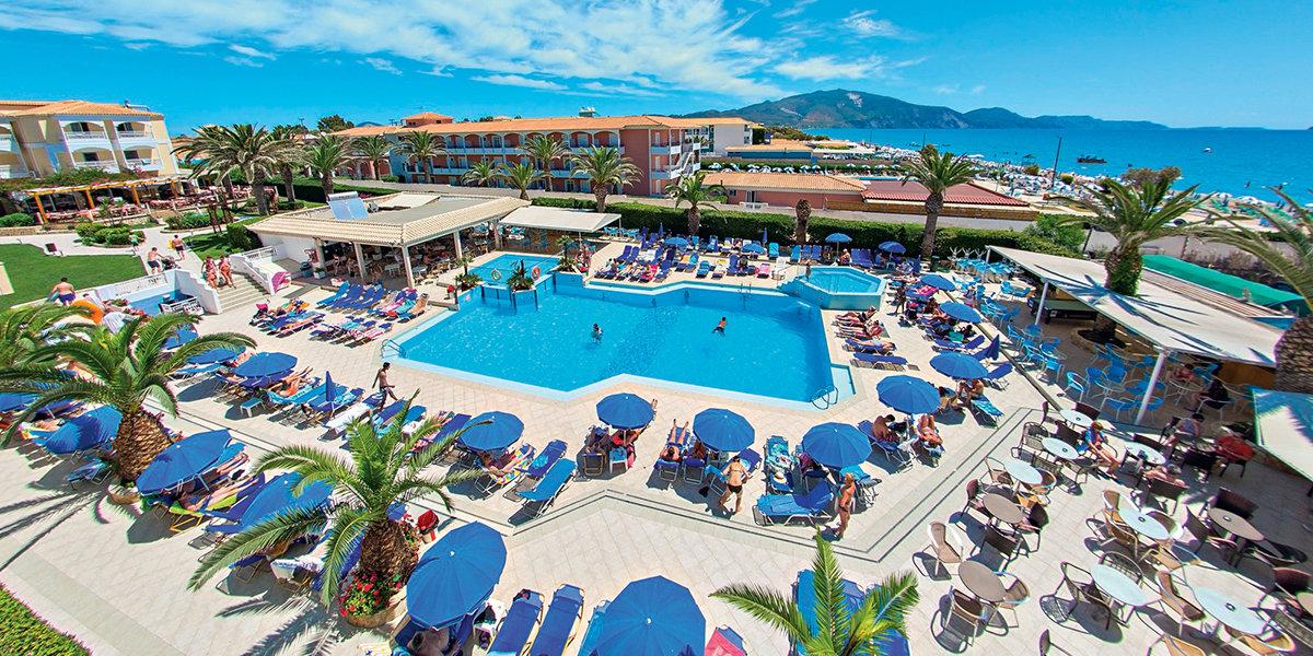 Viešbutis POSEIDON BEACH