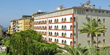 Viešbutis ASLAN CITY (buvęs pav. KLEOPATRA BESTE)