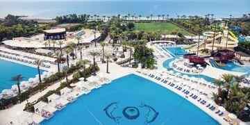 Viešbutis TITANIC BEACH LARA