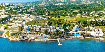 Отель KADIKALE RESORT SPA & WELLNESS