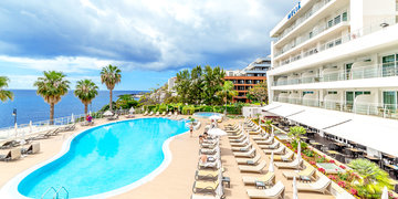Отель MELIÁ MADEIRA MARE RESORT & SPA
