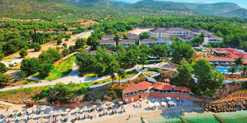 Отель ALEXANDRA BEACH THASSOS SPA RESORT