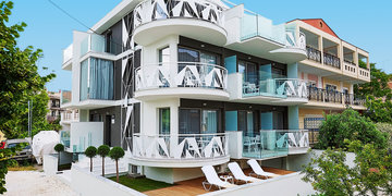 Апартаменты LA BOHEME LUXURIOUS