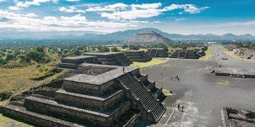 Meksikos pietuose