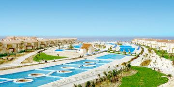 Отель ALBATROS SEA WORLD MARSA ALAM