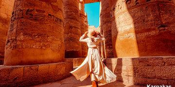 Faraonų lobiai | Pažintinė kelionė