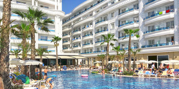 Viešbutis GRAND BLUE FAFA