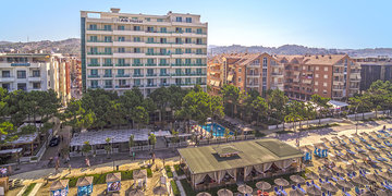 Viešbutis ALBANIAN STAR