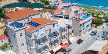Отель PORTO PLANOS BEACH