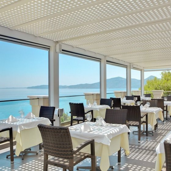 Viešbutis Marbella Corfu Korfu Graikija Poilsinės